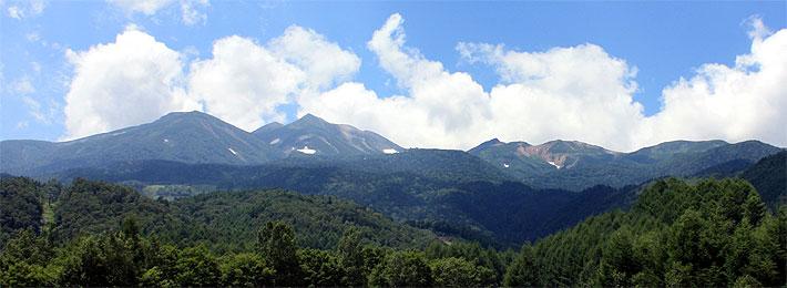 Mt.Norikura